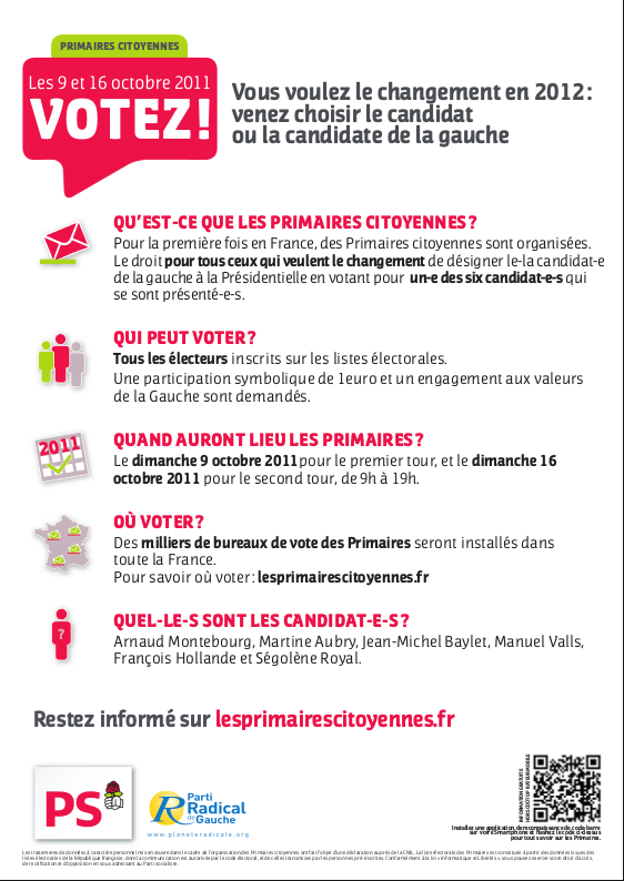 Capture tract primaire